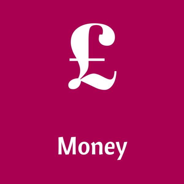 Money Advice Icon