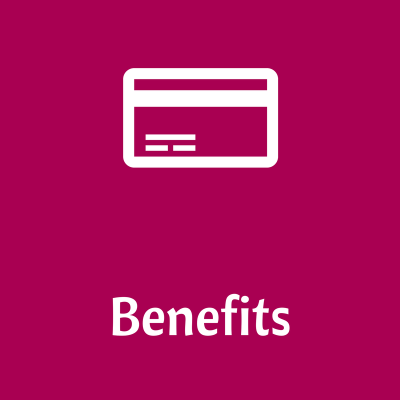 Benefits Advice Icon
