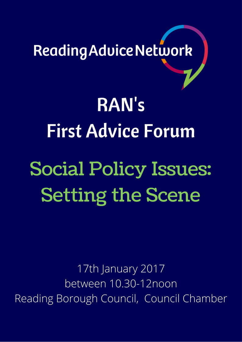 RAN's First Forum