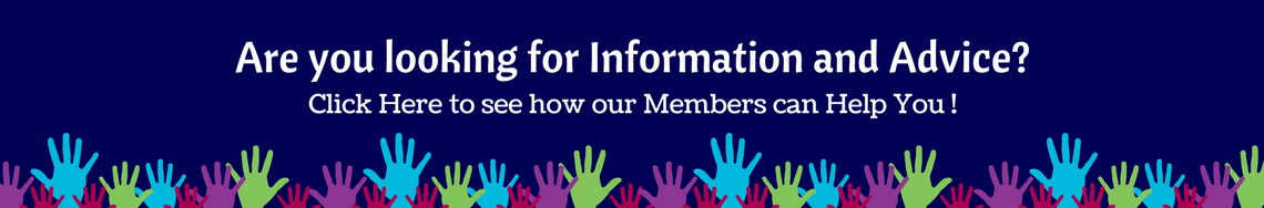 Click on this Slider Image to see which of our Member Organisations are best placed to help you