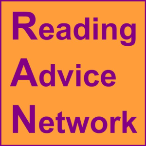 Reading Advice Network - old logo