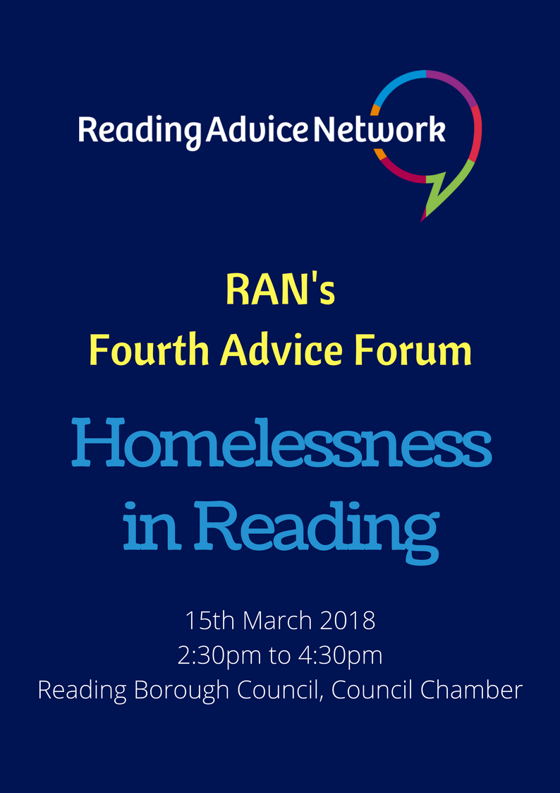 RAN's fourth Forum - Homelessness