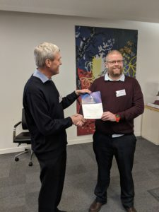 Age UK Reading gets certificated