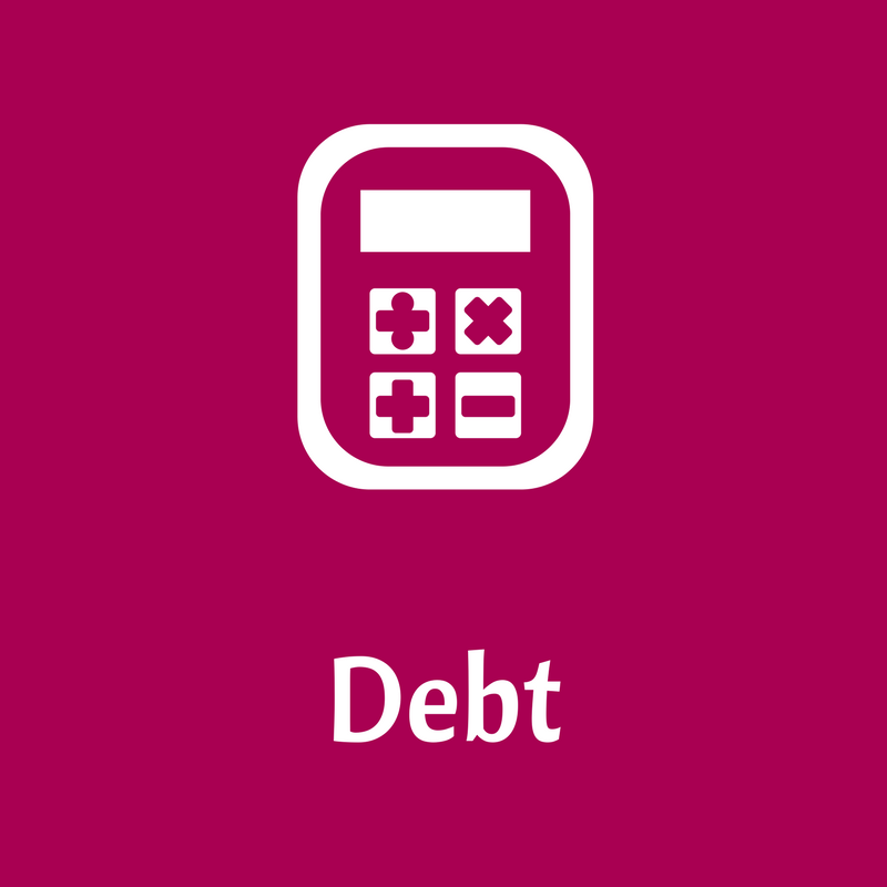 Debt Advice Icon