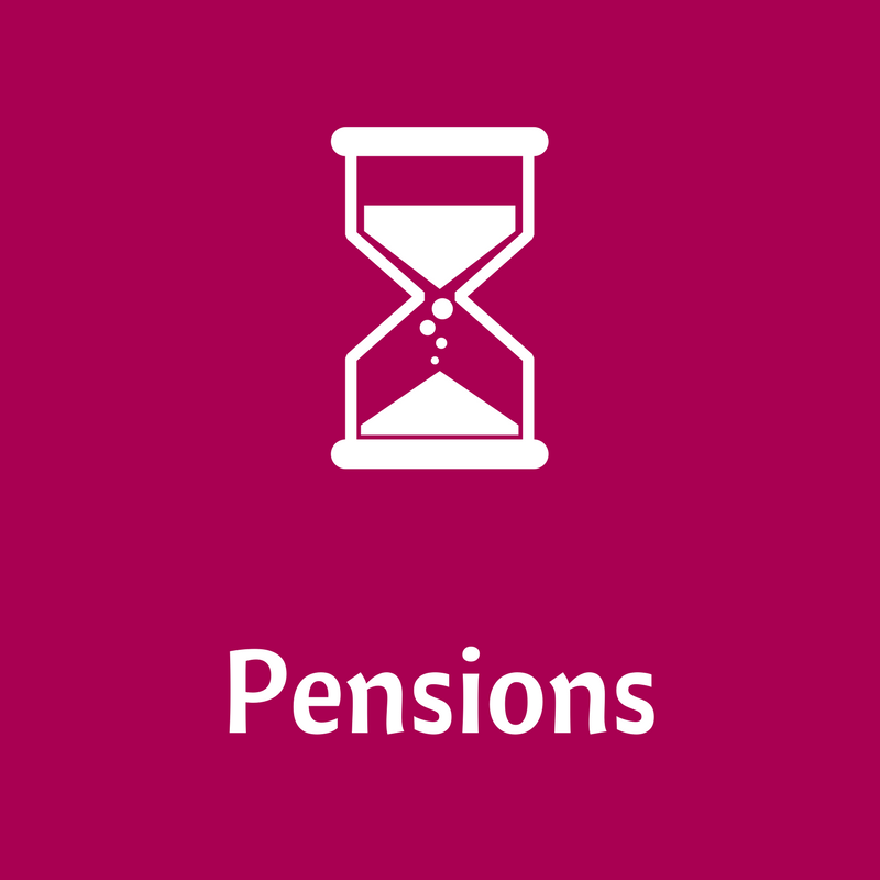 Pensions Advice Icon